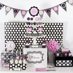 Bridal Shower Themed Party Kit