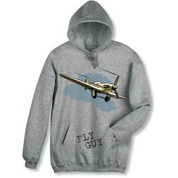 Fly Guy Graphic Sweatshirt
