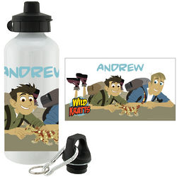 Wild Kratts Lizard Friend Sports Bottle