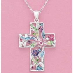 Faith in Bloom Pendant
