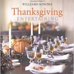 Williams-Sonoma Entertaining - Thanksgiving
