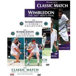 Wimbledon Greatest Matches Volume 2 DVD Set