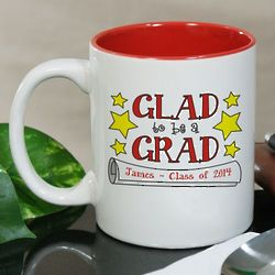 Personalized Graduation Coffee Mug
