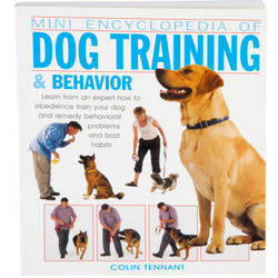 Mini Encyclopedia of Dog Training Book