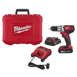 18-Volt Cordless Compact Drill Kit