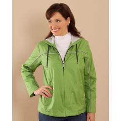 Fleet Street Lightweight Hooded Jacket