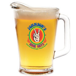 Personalized Rock Cave Pitcher