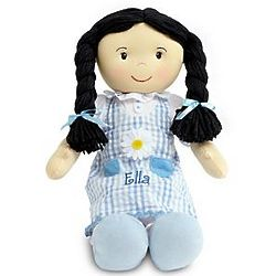 Personalized Big Sister Asian Doll