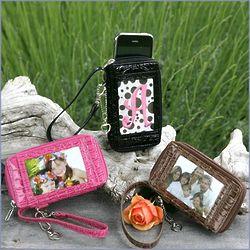 Smart Phone Wristlet Bag