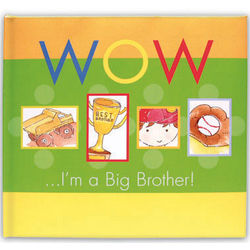 Wow, I'm A Big Brother Journal