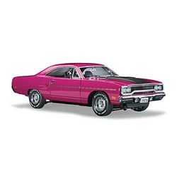 1970 Plymouth Road Runner Hemi Diecast Model Car