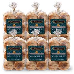 1910 Original Recipe Mini English Muffins Multi Pack