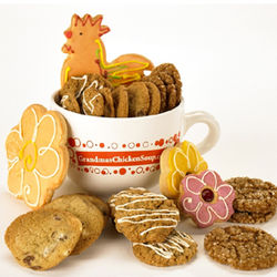 Soup and Cookies Gift Set