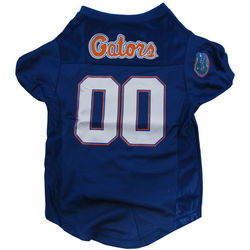 Florida Gators Premium Pet Football Jersey