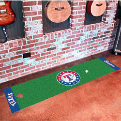 Texas Rangers Putting Green Runner