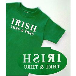Irish Thru & Thru T-Shirt