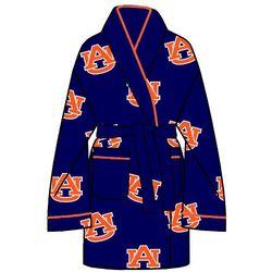 Ladies Auburn University All Over Print Cozy Robe