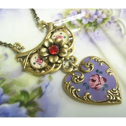 Utterly Flowers Necklace