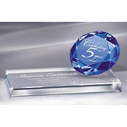 Sapphire Sparkling Performance Service Award