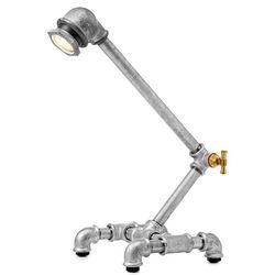 Kozo Pipe Lamp
