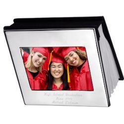 Engraved Frame Cover Photo Album
