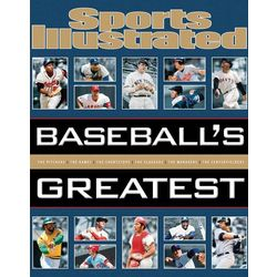 Sports Illustrated Baseball's Greatest Book