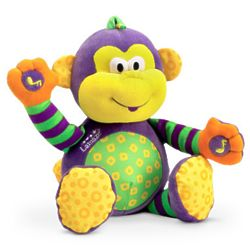 Clap With Me Monkey Stuffed Animal