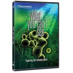 What You Can't See DVD