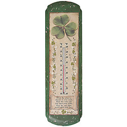Nostalgic Irish Blessing Thermometer