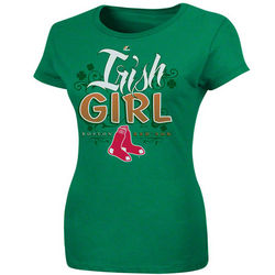 Boston Red Sox Women's The Green Way T-Shirt
