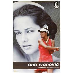 Ana Ivanovic Tennis Poster