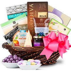 Mother's Gourmet Gift Basket