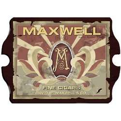 Large Personalized Cigar Label Vintage Pub Sign