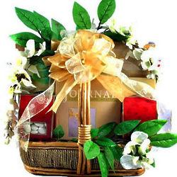 Serenity Sympathy Gift Basket