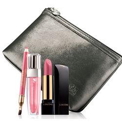 Lancome Color Design Champagne Lip Set