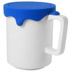 Blue Paint Tall Coffee Mug