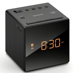 Alarm Clock with AM FM Radio