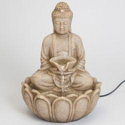 Indoor Zen Buddha Tabletop Fountain