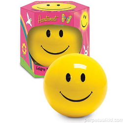 Smiley Face Affirmation Ball