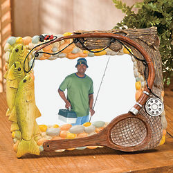 Fishing Theme Photo Frame