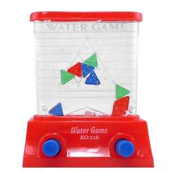 Triangles Water Game