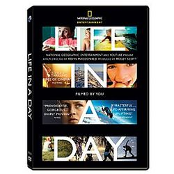 Life in a Day DVD