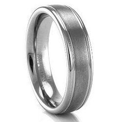 Men's Hinckley Tungsten Ring