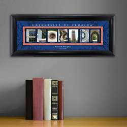 University of Florida College Art Print