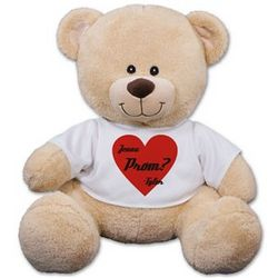 Personalized Prom Teddy Bear