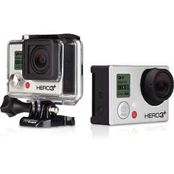 Black GoPro HERO3 Adventure Black Edition Helmet Cam