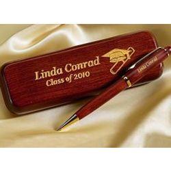 Graduation Pen and Pencil Set