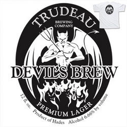 Personalized Devil's Brew T-Shirt