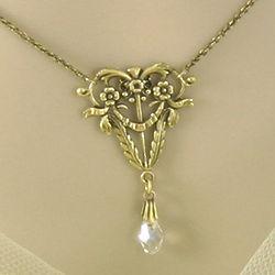 Aphrodite Lavaliere Necklace