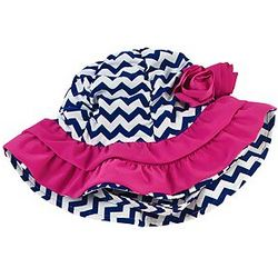 Infant Tutu Swim Hat UPF 50
